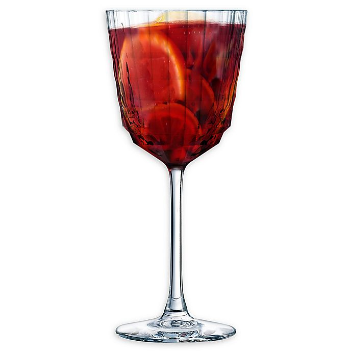 Alternate image 1 for Cristal D'Arques' Iroko Red Wine Glasses (Set of 4)