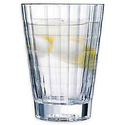 Cristal D'Arques' Iroko Highball Glasses (Set of 4)