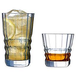 Cristal D'Arques' Architecte Glassware Collection