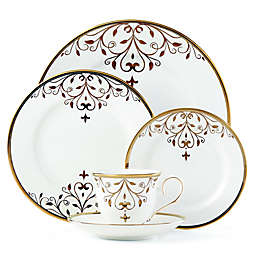 Lenox® Opal Innocence Scroll Gold™ Dinnerware Collection