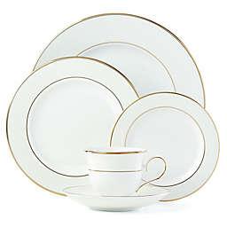 Lenox® Opal Innocence Stripe Gold™ 5-Piece Place Setting
