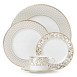 Lenox® Venetian Lace Gold™ Dinnerware Collection
