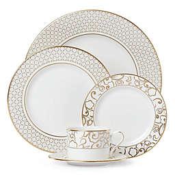 Lenox® Venetian Lace Gold™ 5-Piece Place Setting