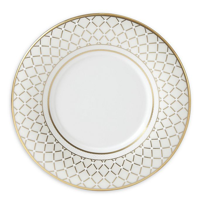 Alternate image 1 for Lenox® Venetian Lace Gold™ Saucer