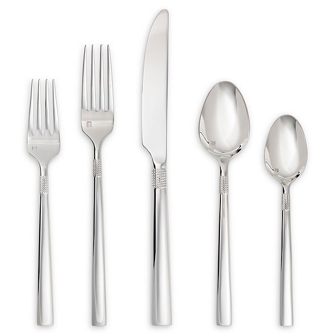 Alternate image 1 for Neil Lane™ by Fortessa® Trilliant Flatware Collection