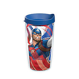 Tervis® Marvel® Captain America Iconic Wrap Tumbler with Lid