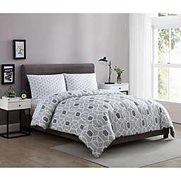 Ellison First Asia Westport 5-Piece Reversible Comforter Set