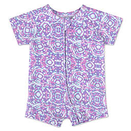 Aimee Kestenberg Kaleidoscope Print Shortall in Purple