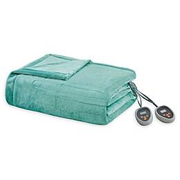 Beautyrest® Heated Plush Blanket