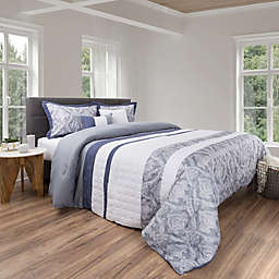 Nottingham Home 5-Piece Comforter Set