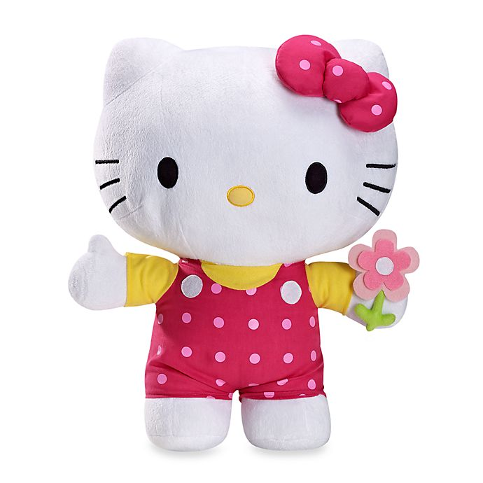 Hello Kitty Cuddle Pillow: Hello Kitty® Pillow Buddy