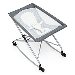Baby Delight® Go With Me Sway Portable Infant Rocker in Grey