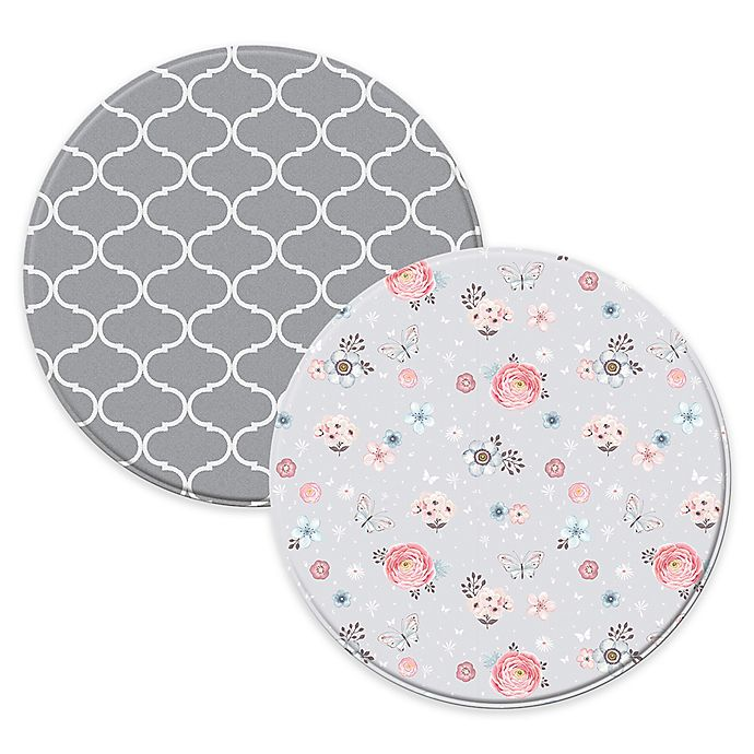 Alternate image 1 for BABY CARE™ Accent Play Mat in Flower