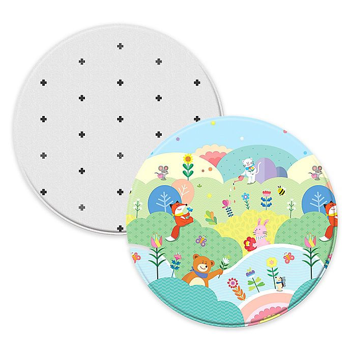 Alternate image 1 for BABY CARE™ Accent Play Mat in Garden