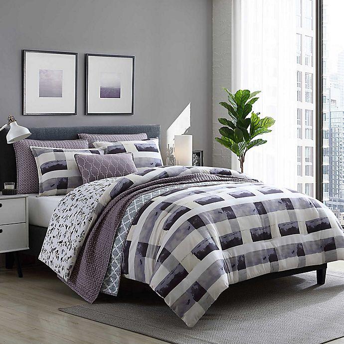 Alternate image 1 for Artist's Loft 7-Piece Reversible Comforter Set