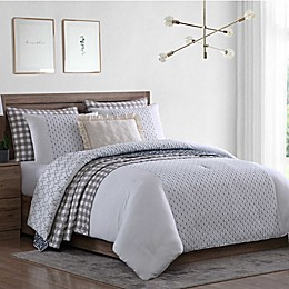 Jemima 7-Piece Reversible Comforter Set