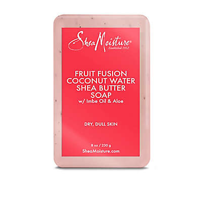 SheaMoisture® Fruit Fusion Coconut Water 8 oz. Shea Butter Bar Soap