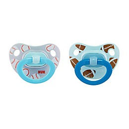 NUK® Sports 2-Pack Size 18-36M Orthodontic Pacifiers
