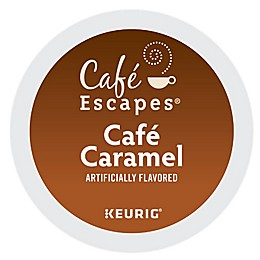 Café Escapes® Café Caramel Keurig® K-Cup® Pods 16-Count