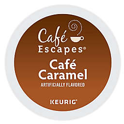 Keurig® K-Cup® Pack 16-Count Cafe Escapes® Cafe Caramel