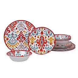 Certified International Bali Melamine Dinnerware Collection