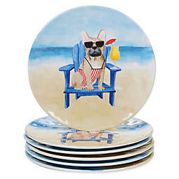Certified International Hot Dogs Dinnerware Collection