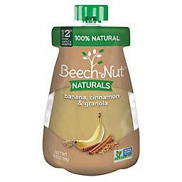 Beech-Nut® Naturals Stage 2 Banana, Cinnamon, and Granola Puree