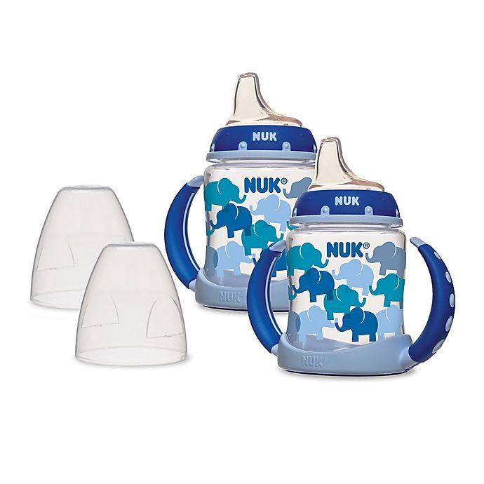 Alternate image 1 for NUK® 5 oz. Learner Cup (2-Pack)