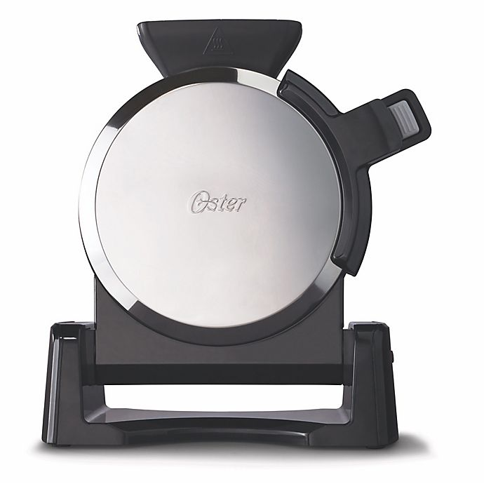 Alternate image 1 for Oster® Titanium-Infused DuraCeramic Waffle Maker