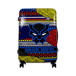 ful® Marvel® Black Panther Tribal Art Hard Sided Expandable Spinner Luggage