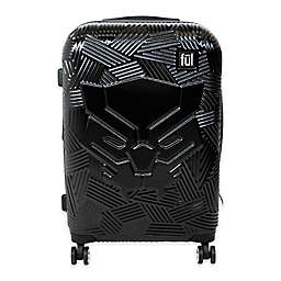 ful® Marvel® Black Panther Icon Expandable Spinner Luggage in Black