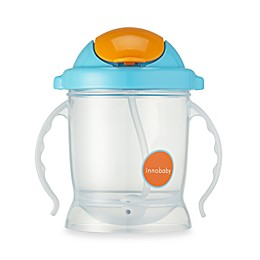 Innobaby Sippin' Smart EZ Flow Straw Sippy 10-Ounce