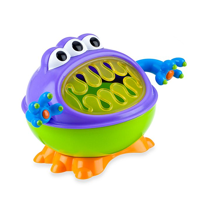 Alternate image 1 for Nuby™ Monster Snack Keeper