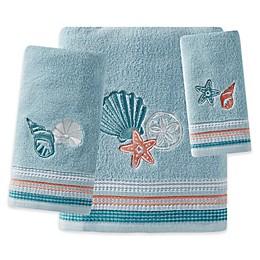 Seaside Harbor Bath Towel Collection