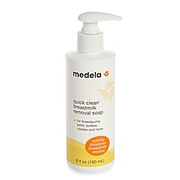 Medela® Quick Clean™ Breastmilk Removal Soap