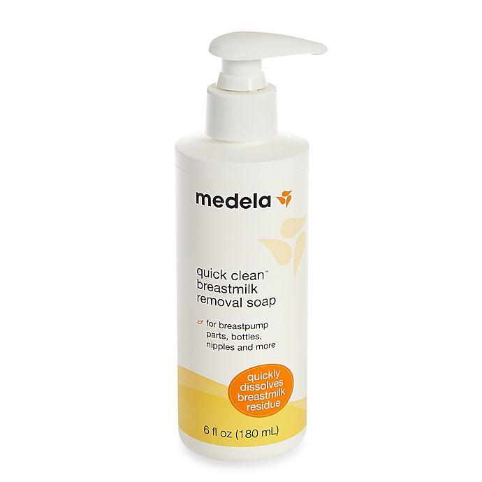 Alternate image 1 for Medela® Quick Clean™ Breastmilk Removal Soap