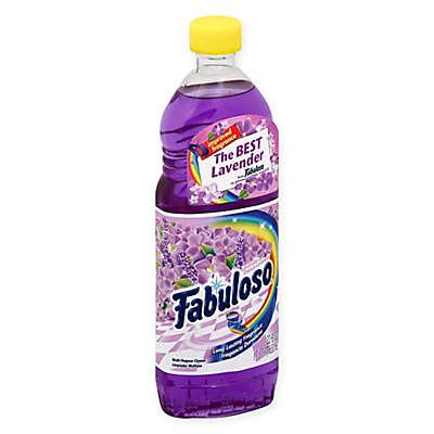 Fabuloso Liquid Cleaner Lavender 22 oz.