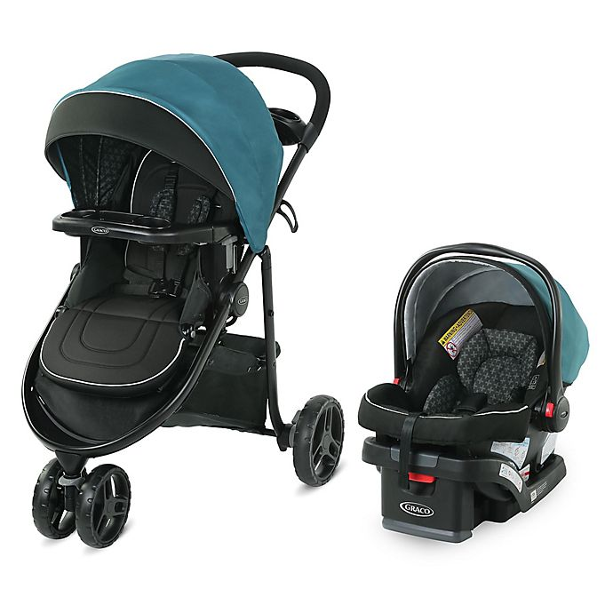 Alternate image 1 for Graco® Modes™ 3 Lite DLX Travel System in Remi