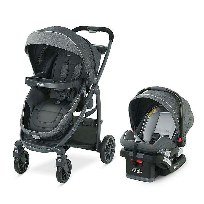 Alternate image 1 for Graco® Modes™ Bassinet Travel System in Wynton