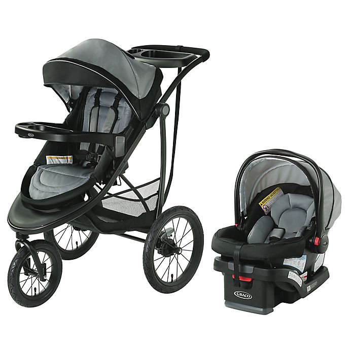 Alternate image 1 for Graco® Modes™ Jogger SE Travel System in Codey