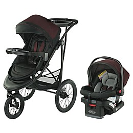 Graco® Modes™ Jogger SE Travel System in Blackweave