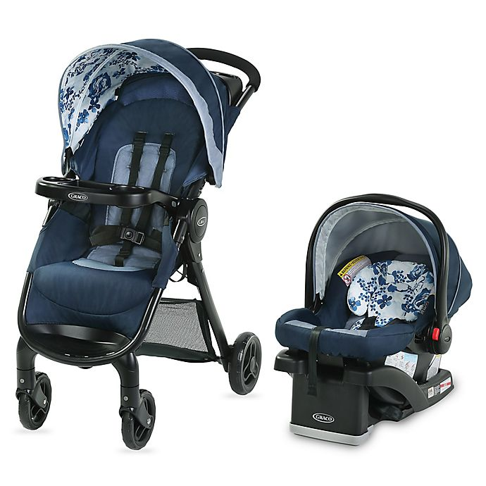 Alternate image 1 for Graco® FastAction™ SE Travel System
