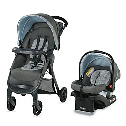 Graco® FastAction™ SE Travel System in Carbie