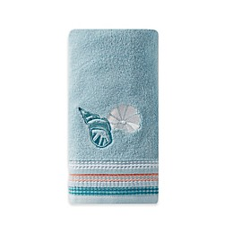 Seaside Harbor Hand Towel