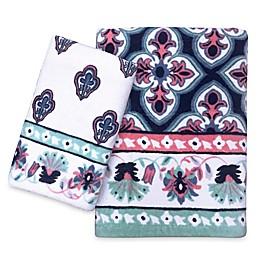 Bohemian Magnet Bath Towel Collection