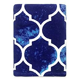 Bree Bath Towel in Blue