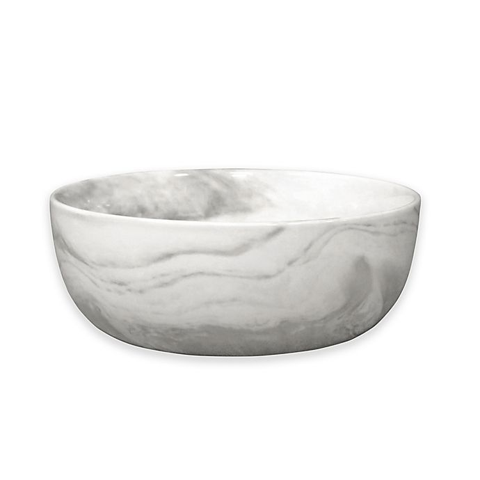 Alternate image 1 for Artisanal Kitchen Supply® Coupe Marbleized Cereal Bowl