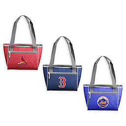 MLB Crosshatch 16-Can Cooler Tote Collection
