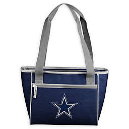 NFL Dallas Cowboys Crosshatch 16-Can Cooler Tote