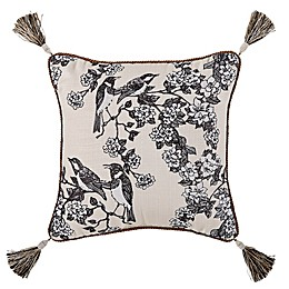 Croscill® Philomena 16-Inch Fashion Throw Pillow in Beige